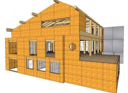 Case In Tronchi Di Legno Trentino : Illen s.n.c. case e tetti in legno dei f.lli butterini portale del
